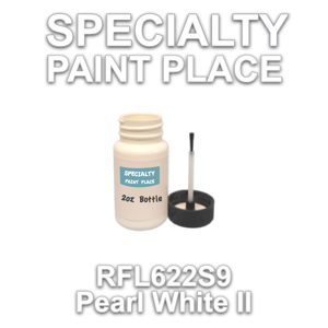 RFL622S9 Pearl White II - Axalta - 2oz Bottle with Brush