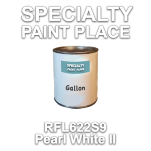 RFL622S9 Pearl White II - Axalta - Gallon Can