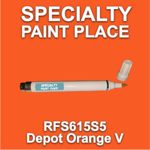 RFS615S5 Depot Orange V - Axalta - Pen
