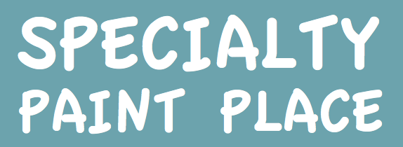 Specialty Paint Place Logo