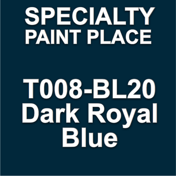 T008-BL20 Dark Royal Blue