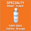 T009-OG01 Safety Orange 16oz Aerosol Can