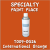 T009-OG26 International Orange 16oz Aerosol Can