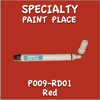 T009-RD01 Red Pen