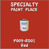 T009-RD01 Red Pint Can