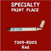 T009-RD03 Red Pen