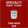 T009-RD03 Red Quart Can