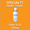 T009-YL71 Yellow 16oz Aerosol Can