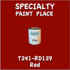 T241-RD129 Red Pint Can