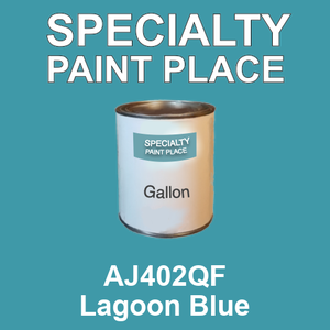 AJ402QF Lagoon Blue - AkzoNobel gallon