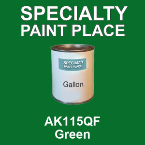AK115QF Green - AkzoNobel gallon