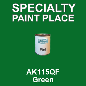 AK115QF Green - AkzoNobel pint