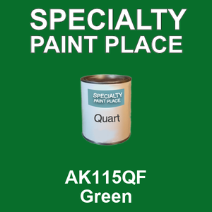AK115QF Green - AkzoNobel quart
