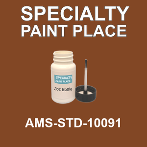 AMS-STD-10091  - Federal Standard 595 2oz bottle