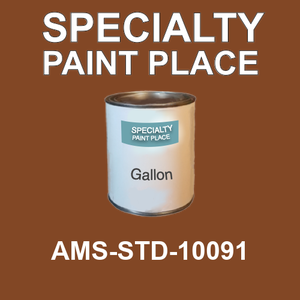 AMS-STD-10091  - Federal Standard 595 gallon