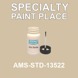 AMS-STD-13522  - Federal Standard 595 2oz bottle