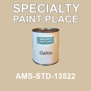 AMS-STD-13522  - Federal Standard 595 gallon