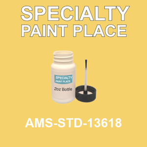 AMS-STD-13618  - Federal Standard 595 2oz bottle