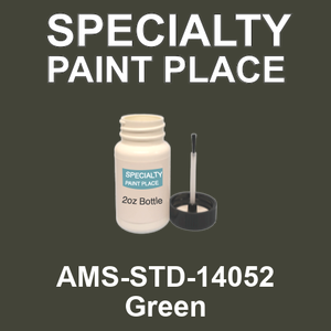 AMS-STD-14052 Green - Federal Standard 595 2oz bottle