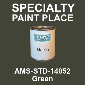 AMS-STD-14052 Green - Federal Standard 595 gallon