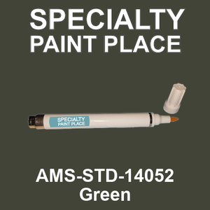 AMS-STD-14052 Green - Federal Standard 595 pen