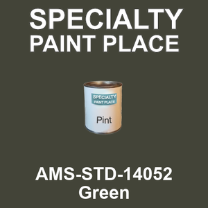 AMS-STD-14052 Green - Federal Standard 595 pint
