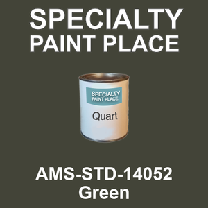 AMS-STD-14052 Green - Federal Standard 595 quart