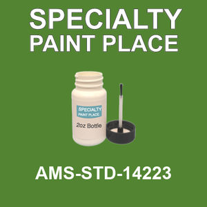 AMS-STD-14223  - Federal Standard 595 2oz bottle