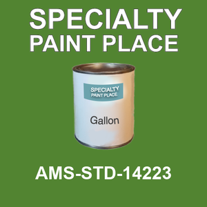 AMS-STD-14223  - Federal Standard 595 gallon