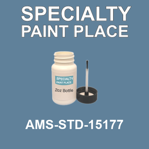 AMS-STD-15177  - Federal Standard 595 2oz bottle