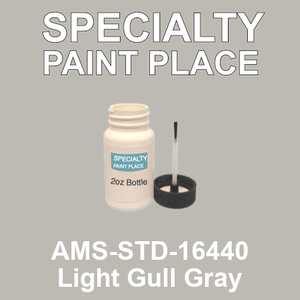 AMS-STD-16440 Light Gull Gray - Federal Standard 595 2oz bottle