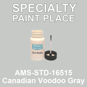 AMS-STD-16515 Canadian Voodoo Gray - Federal Standard 595 2oz bottle