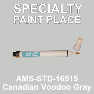 AMS-STD-16515 Canadian Voodoo Gray - Federal Standard 595 pen