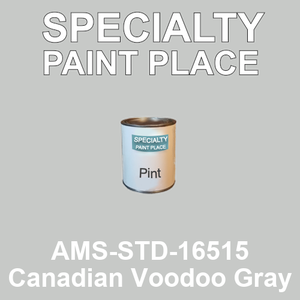 AMS-STD-16515 Canadian Voodoo Gray - Federal Standard 595 pint