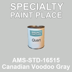 AMS-STD-16515 Canadian Voodoo Gray - Federal Standard 595 quart