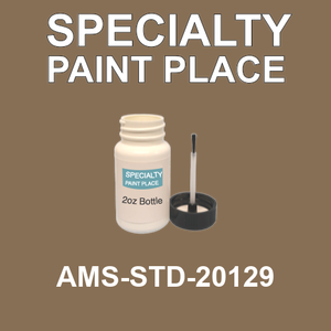 AMS-STD-20129  - Federal Standard 595 2oz bottle