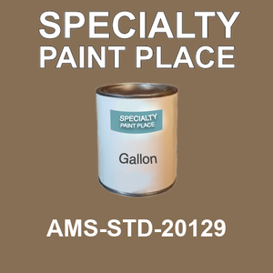 AMS-STD-20129  - Federal Standard 595 gallon