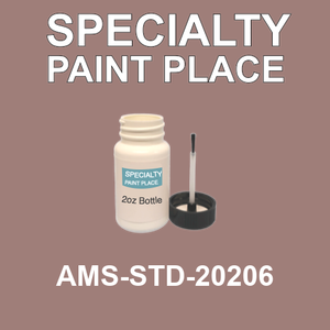 AMS-STD-20206  - Federal Standard 595 2oz bottle