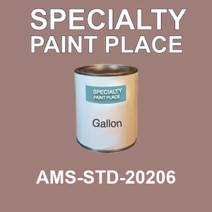 AMS-STD-20206  - Federal Standard 595 gallon