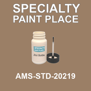 AMS-STD-20219  - Federal Standard 595 2oz bottle