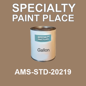 AMS-STD-20219  - Federal Standard 595 gallon