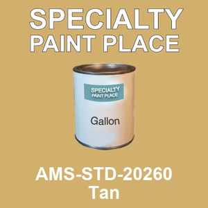 AMS-STD-20260 Tan - Federal Standard 595 gallon
