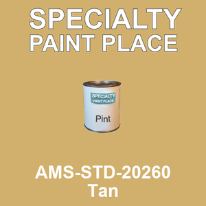 AMS-STD-20260 Tan - Federal Standard 595 pint