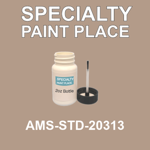 AMS-STD-20313  - Federal Standard 595 2oz bottle