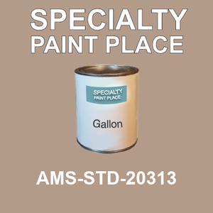AMS-STD-20313  - Federal Standard 595 gallon