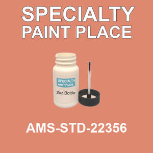 AMS-STD-22356  - Federal Standard 595 2oz bottle