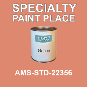 AMS-STD-22356  - Federal Standard 595 gallon