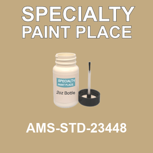 AMS-STD-23448  - Federal Standard 595 2oz bottle