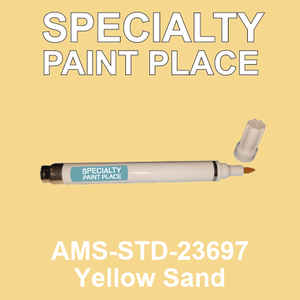 AMS-STD-23697 Yellow Sand - Federal Standard 595 pen