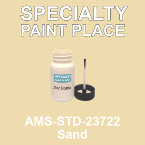 AMS-STD-23722 Sand - Federal Standard 595 2oz bottle